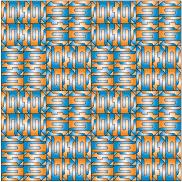 infinity square tessellation