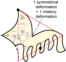 non-periodic cats