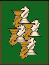 chess tessellation