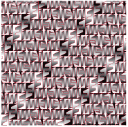 albert einstein tessellation