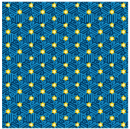 stars tessellation
