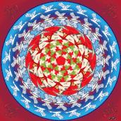 mandala tessellation