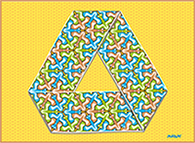 möbius ducks tessellation